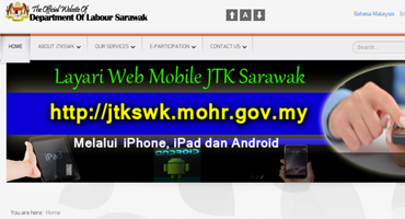 Department of Labour Sarawak